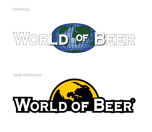 World of Beer - World of Beer Identity Design