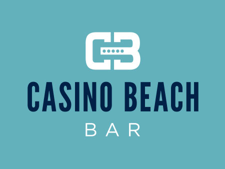 CASINO BEACH BAR - Casino Beach Bar Identity Design