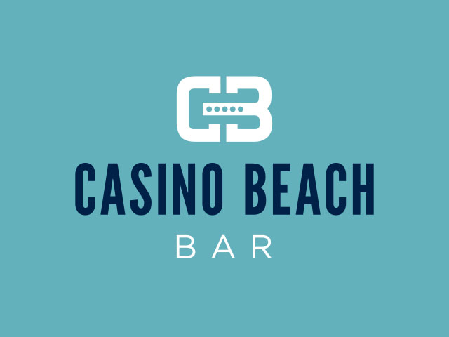 Casino Beach Bar Identity Design