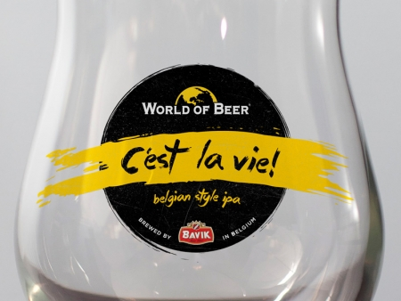 World of Beer - C'est La Vie!